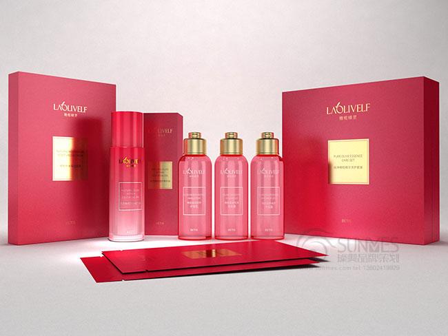 laolivelf 橄榄精灵护肤品包装设计