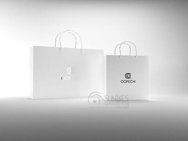 奥芙琪 oofeche 品牌标志设计