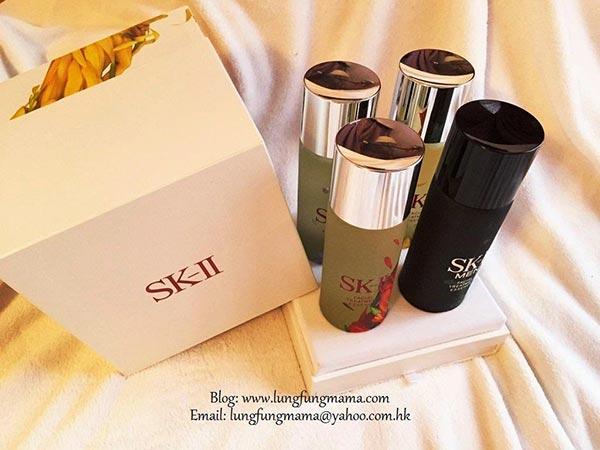 SK-II爽肤水包装设计