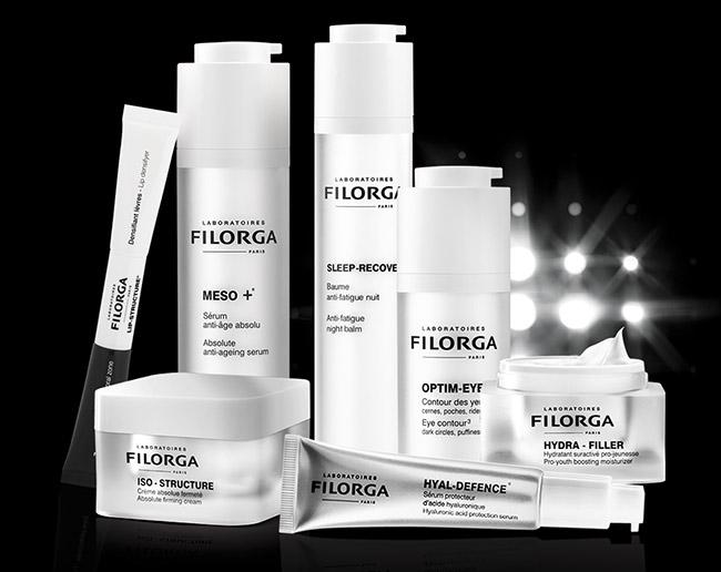 法国Filorga菲洛嘉专业护肤乳液设计图