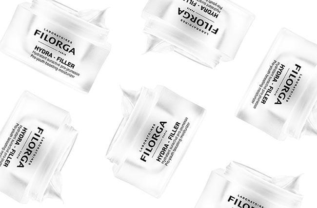 法国Filorga菲洛嘉专业护肤膏霜瓶设计图
