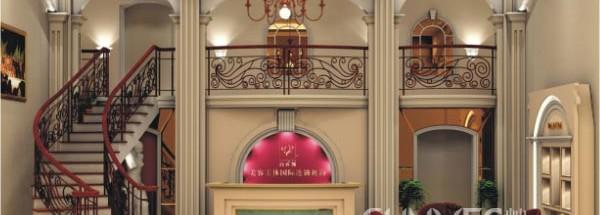 百莲凯美容院SI设计