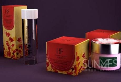化妆品美馨雅舍包装设计案例