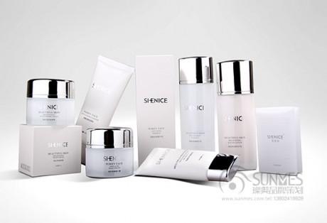 雪芙诗天然化妆品品牌设计策划