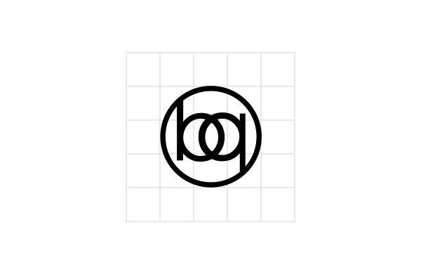 bqbq logo商标设计