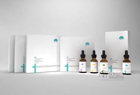 2018柏束药妆新品设计