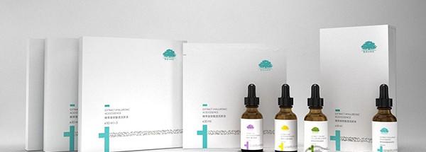 柏束2018植物药妆包装设计