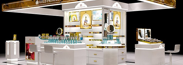 GOLD_PRINCESS 皇家店面SI设计