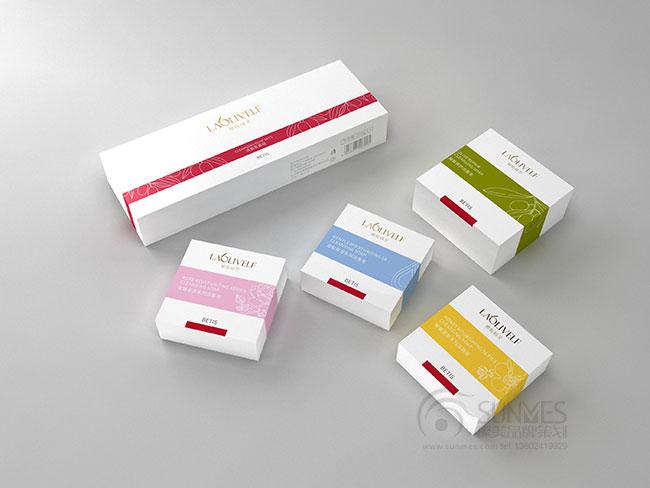 laolivelf 橄榄精灵手工皂包装设计