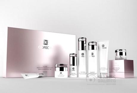 奥芙琪 oofeche 化妆品品牌设计
