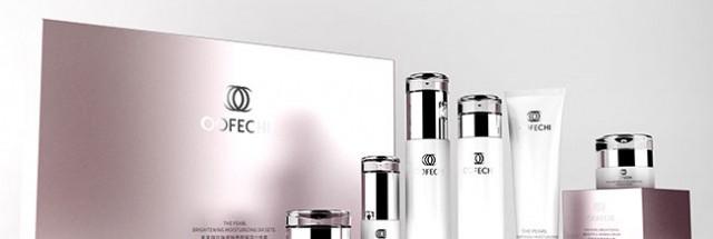 oofeche 奥芙琪化妆品包装设计